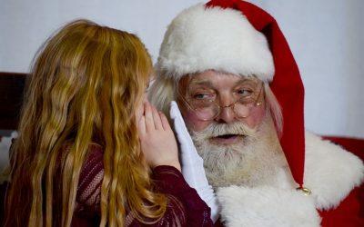 Ziemassvētku vecīša darba grafiks Punktiņā